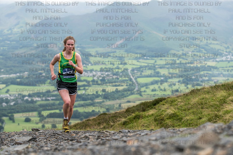 British mountain running championships - Skiddaw-19