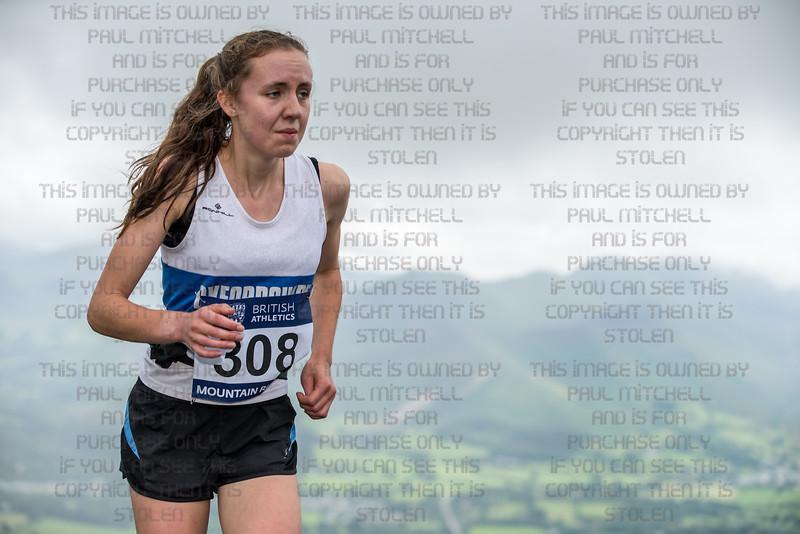 British mountain running championships - Skiddaw-14