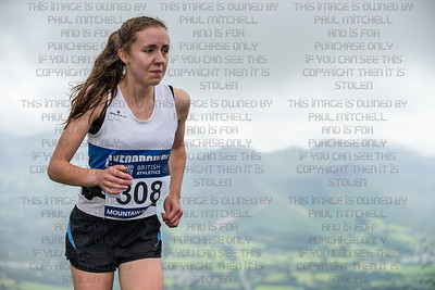 British mountain running championships - Skiddaw-14