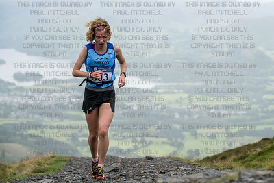 British mountain running championships - Skiddaw-3