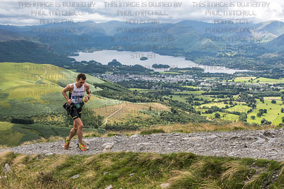 Senior British mountain running championships