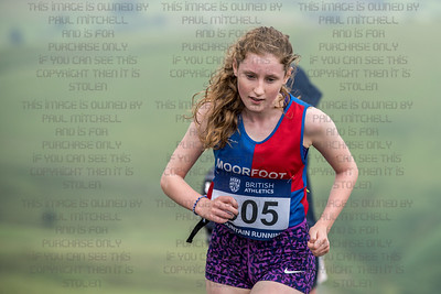 British mountain running championships - Skiddaw-16