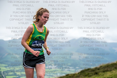 British mountain running championships - Skiddaw-21