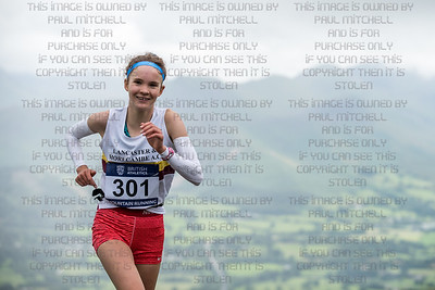 British mountain running championships - Skiddaw-11