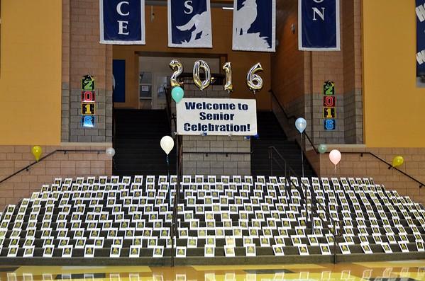 Senior Celebration Class of 2016