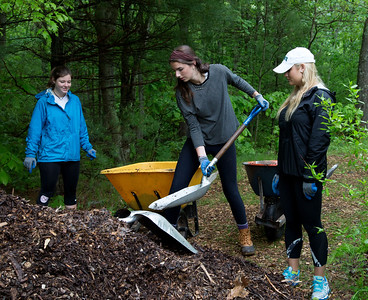 Senior Community Service Day 2015