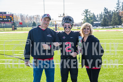 Senior Day Family Pictures