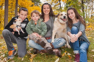 Amanda, Kids, Lucy & Walter