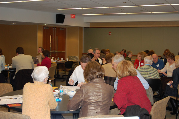 Senior Healthy Communities Meeting: March 16, 2009