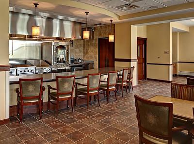 Westwood Ridge - West Saint Paul - Presentation Kitchen