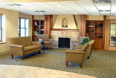 Lower Level Fireside Lounge - 2928