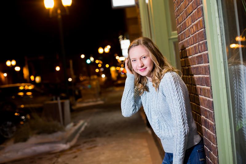 Hannah Winter 07 - Nicole Marie Photography