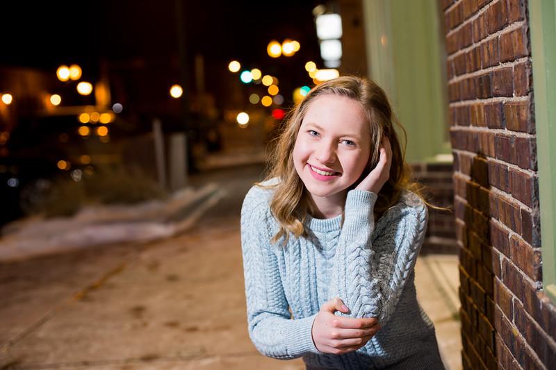 Hannah Winter 12 - Nicole Marie Photography