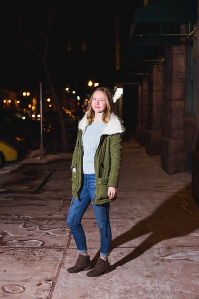 Hannah Winter 01 - Nicole Marie Photography