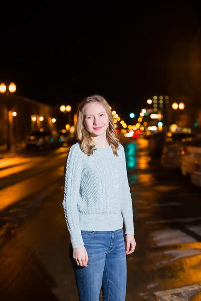 Hannah Winter 13 - Nicole Marie Photography