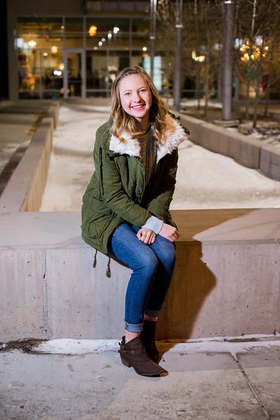 Hannah Winter 14 - Nicole Marie Photography