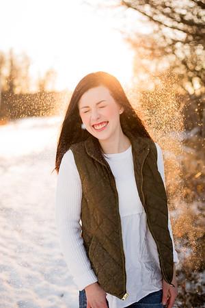 Sara-Winter 13 - Nicole Marie Photography