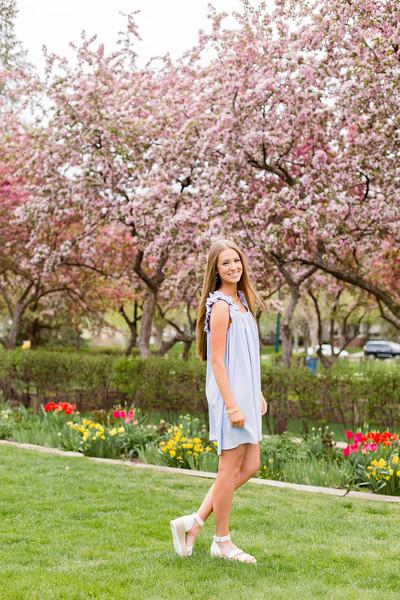 Lauren Spring 03 - Nicole Marie Photography