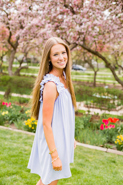 Lauren Spring 01 - Nicole Marie Photography
