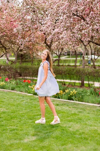 Lauren Spring 10 - Nicole Marie Photography