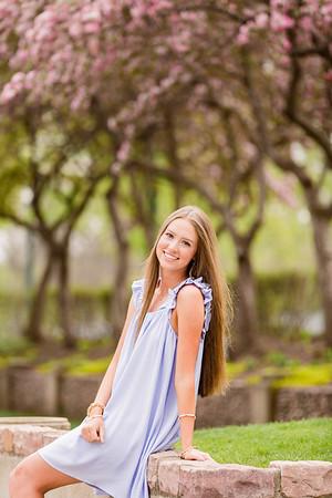 Lauren Spring 22 - Nicole Marie Photography