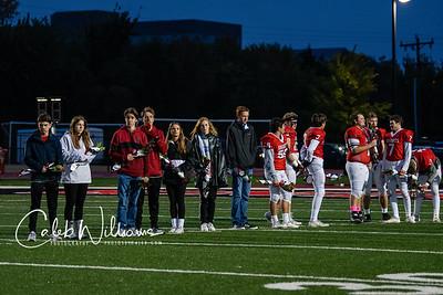 Senior Night Football 2019