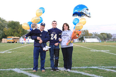 KHS Fall Sr Night 2011