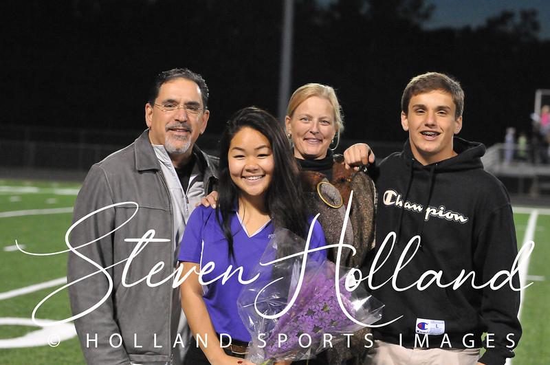 Football - Stone Bridge vs Potomac Falls 10.28.2016