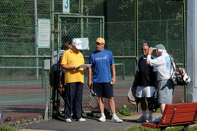 Singles Tennis-2009