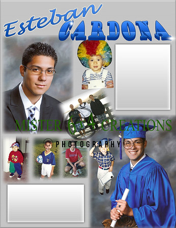 Esteban Cardona - San Joaquin Memorial High School