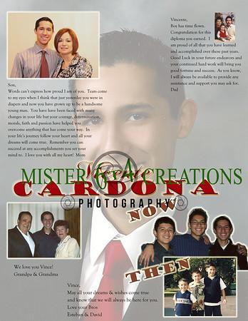 Vicente Cardona - San Joaquin Memorial High School