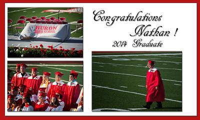 Nathan's Graduation 2014