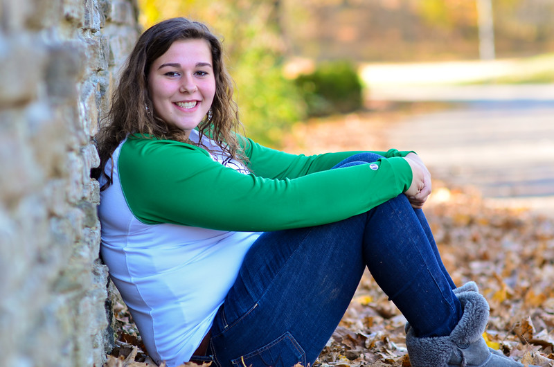 Cincinnati High School Senior Photos and Portraits