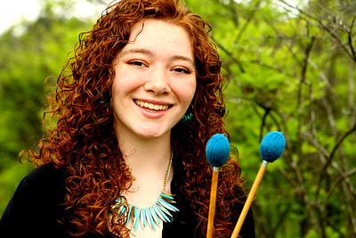 Brie Mortensen Senior Pics
