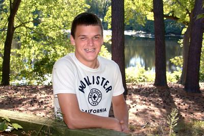Caleb's Senior Photos Sept. 24, 2012
