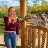 Cincinnati High School Senior Photos at Cincinnati Zoo