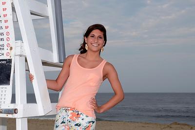 Courtney's Senior Beach Photos