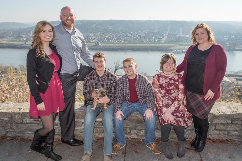Eden Park Cincinnati High School Senior Photos