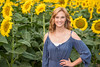 Senior Photos - Josie Whitsett - Sunflowers - WEBSITE-4788-031