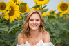 Senior Photos - Josie Whitsett - Sunflowers - WEBSITE-4713-003
