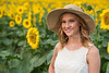 Senior Photos - Josie Whitsett - Sunflowers - WEBSITE-4771-024