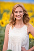 Senior Photos - Josie Whitsett - Sunflowers - WEBSITE-4738-018