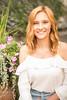 Senior Photos - Josie Whitsett - Sunflowers - WEBSITE-4874-053