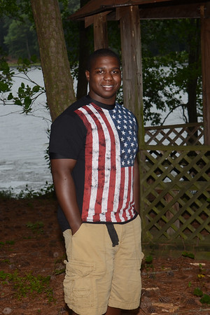 Jyrell's Senior Portraits 8-12-14