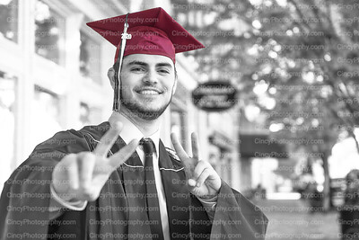 Carson Lebanon High School Graduation 2020