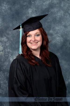 Sara Linfante's Graduation Photos