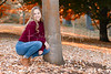 Sophia Van Wormer Fall Senior Photos-38