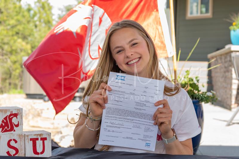 Sophia Van Wormer Signing (14)