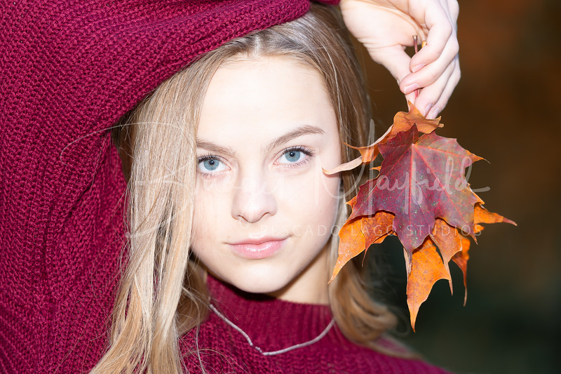 Sophia Van Wormer Fall Senior Photos-62