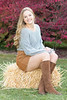 Sophia Van Wormer Fall Senior Photos-14